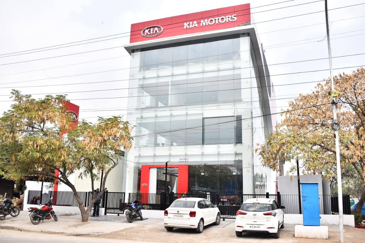 Kia India opens first dealer in Noida, NCR