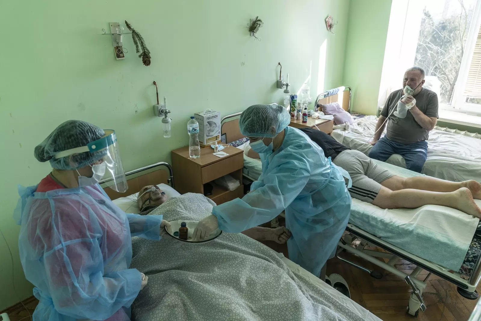 10% mortality in post-Covid serious patients seen: Doctors
