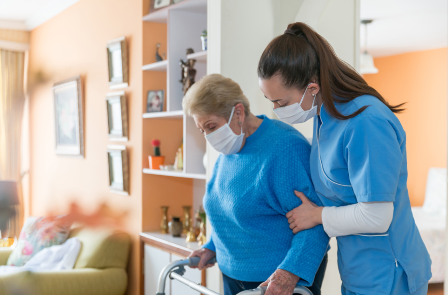 Australia finds more infections in nursing homes