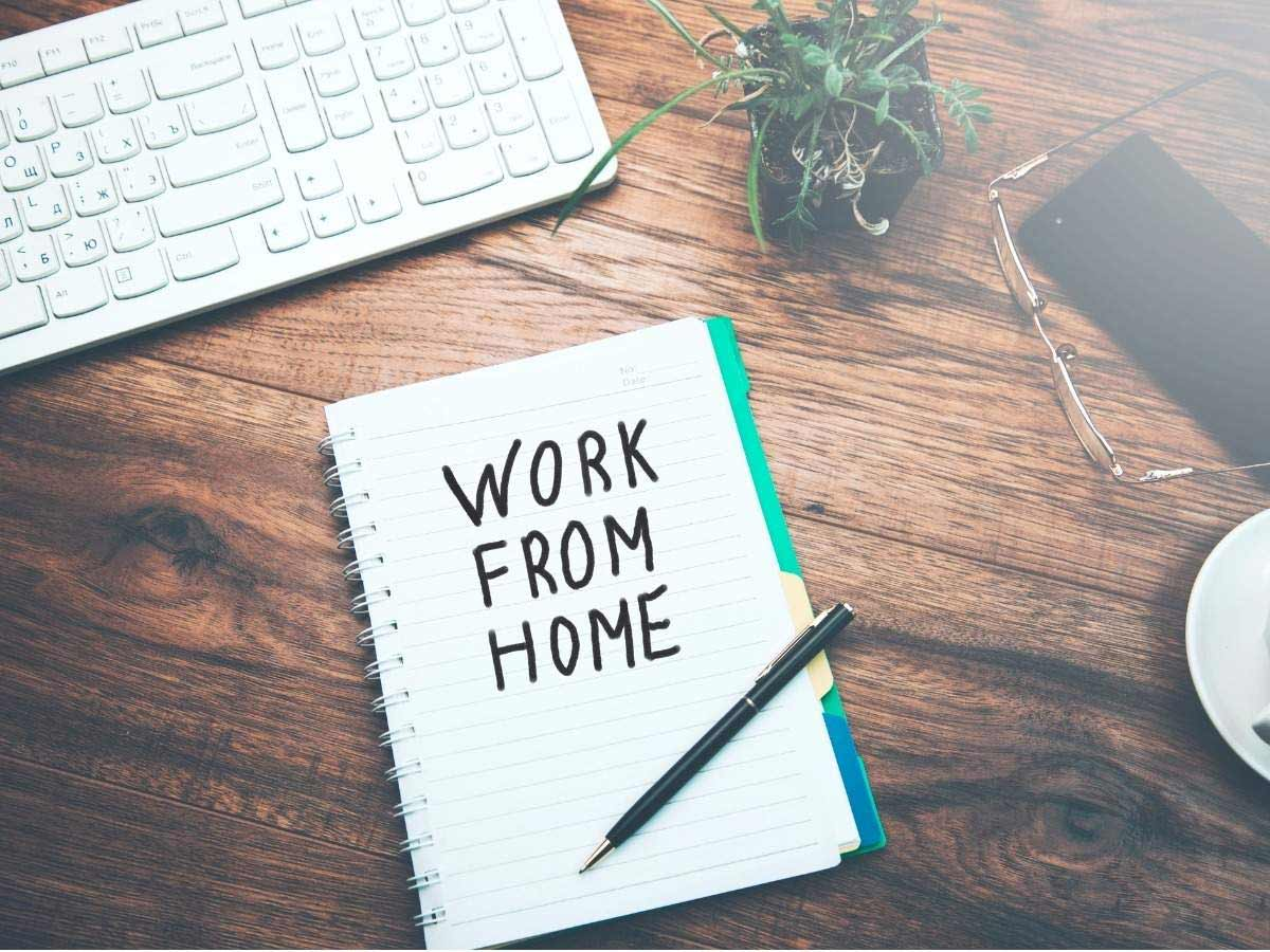 Work-from-home trend may significantly damage office space market: Ind-Ra – ET RealEstate