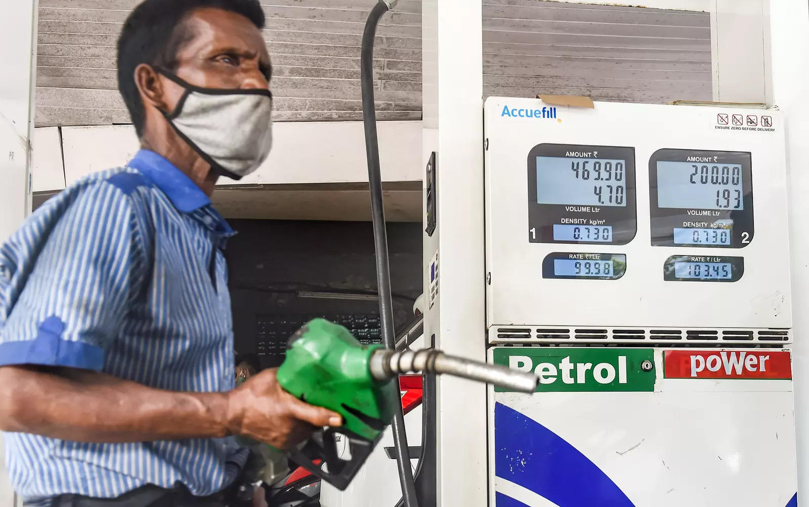 petrol price hike: Petrol prices cross Rs 95/litre in Delhi, Rs 101/litre  in Mumbai, Auto News, ET Auto