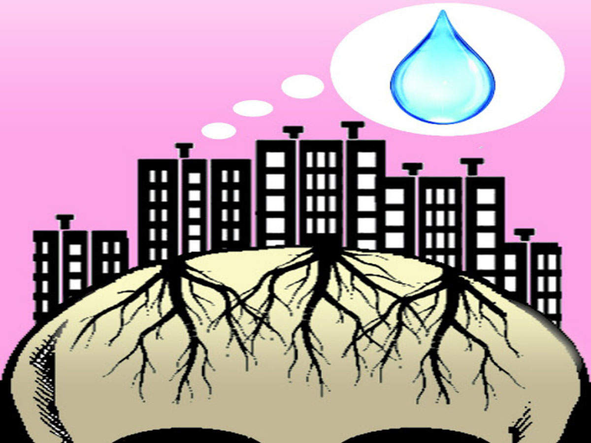 Pandemic draw: Groundwater table hits new lows in Hyderabad – ET RealEstate
