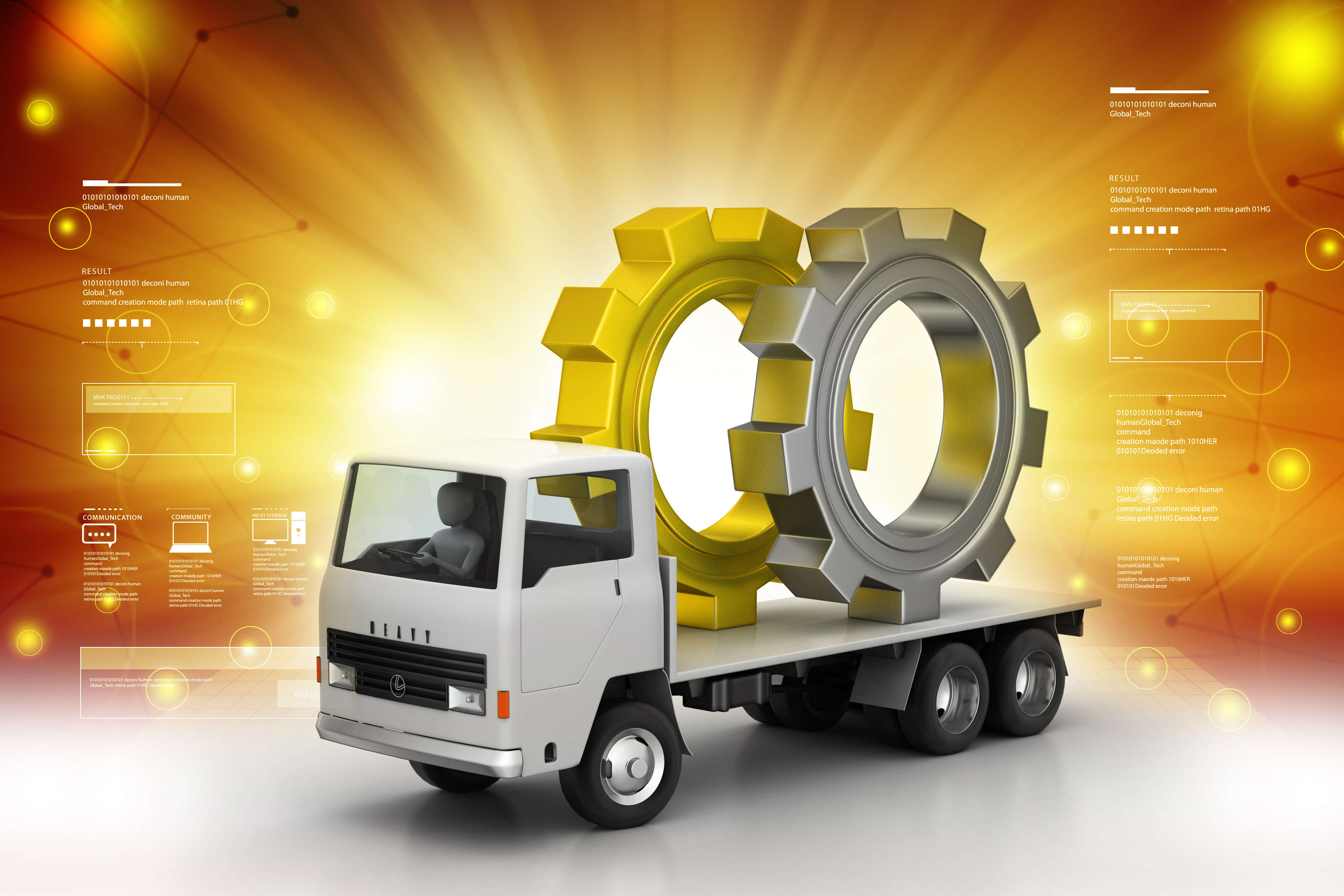 With lockdowns becoming widespread in May, freight movement, and consequently the profitability of fleet operators, would remain under pressure, weighing on demand at least in the first quarter, Crisil said in a release.