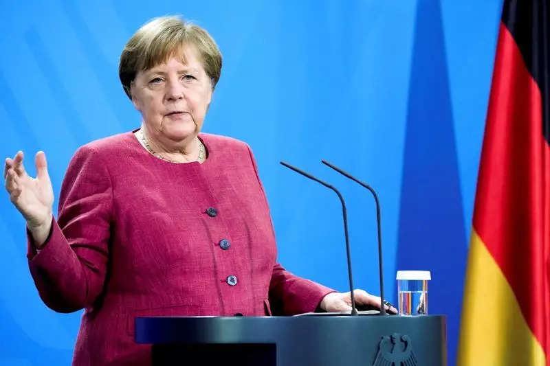 Merkel besteht darauf,