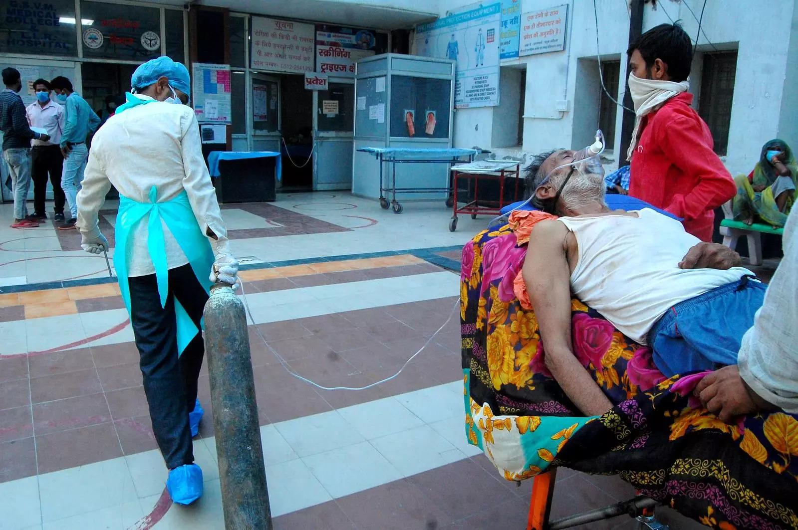 Agra hospital in controversy to be sealed, patients being shifted