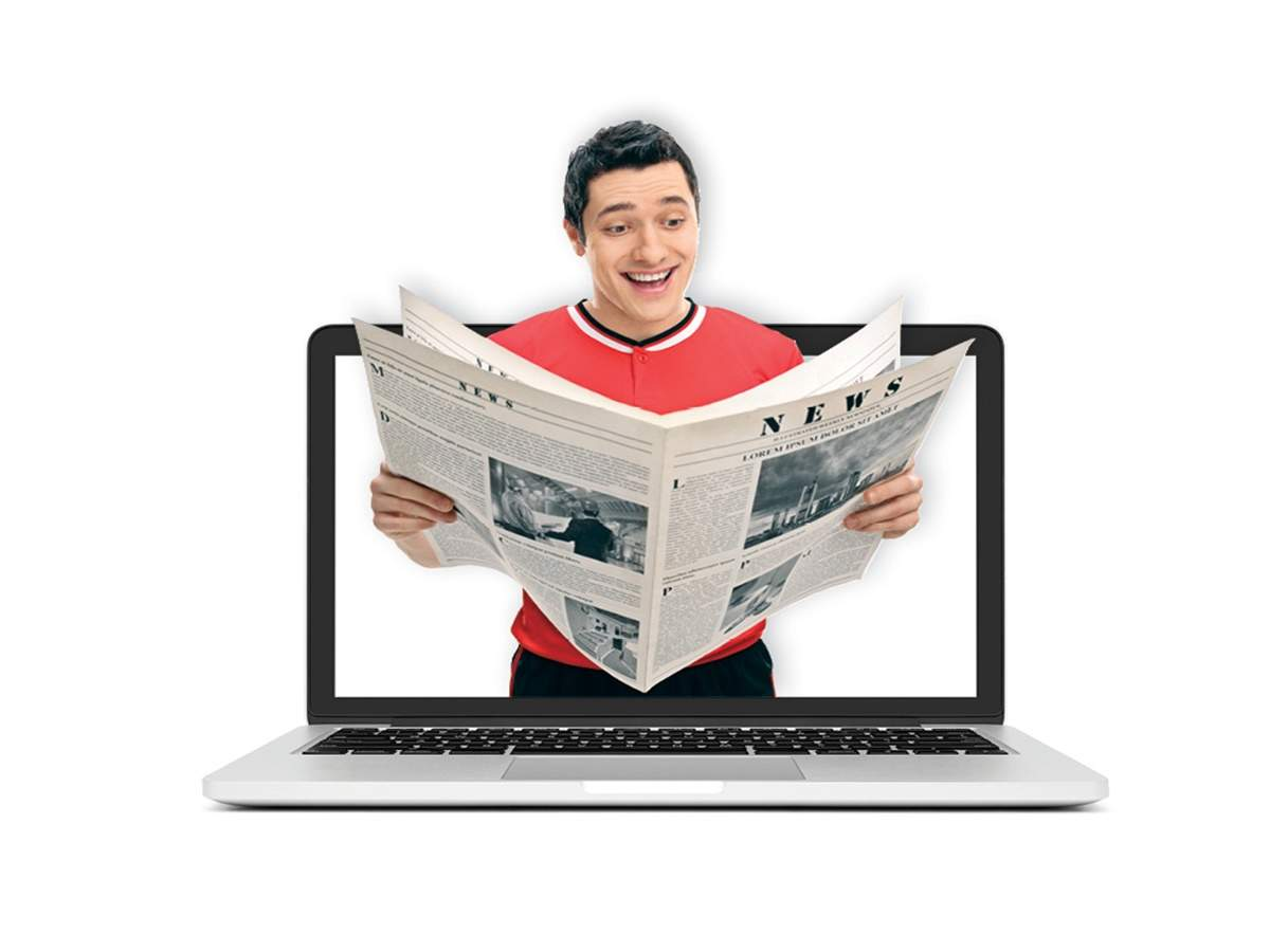 It is the credibility factor that is making brands place their bets on advertising through newspapers. (Representative image)