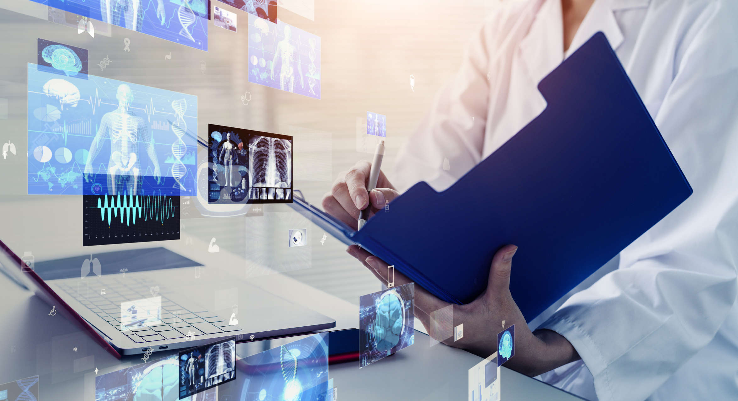 Impact of 5G on healthcare: Medicine reimagined