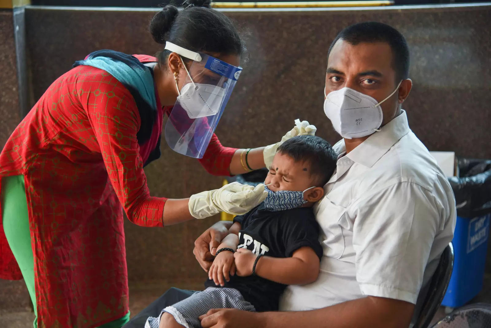 Government readies medicines & infrastructure for children in case 3rd wave hits in Jaipur