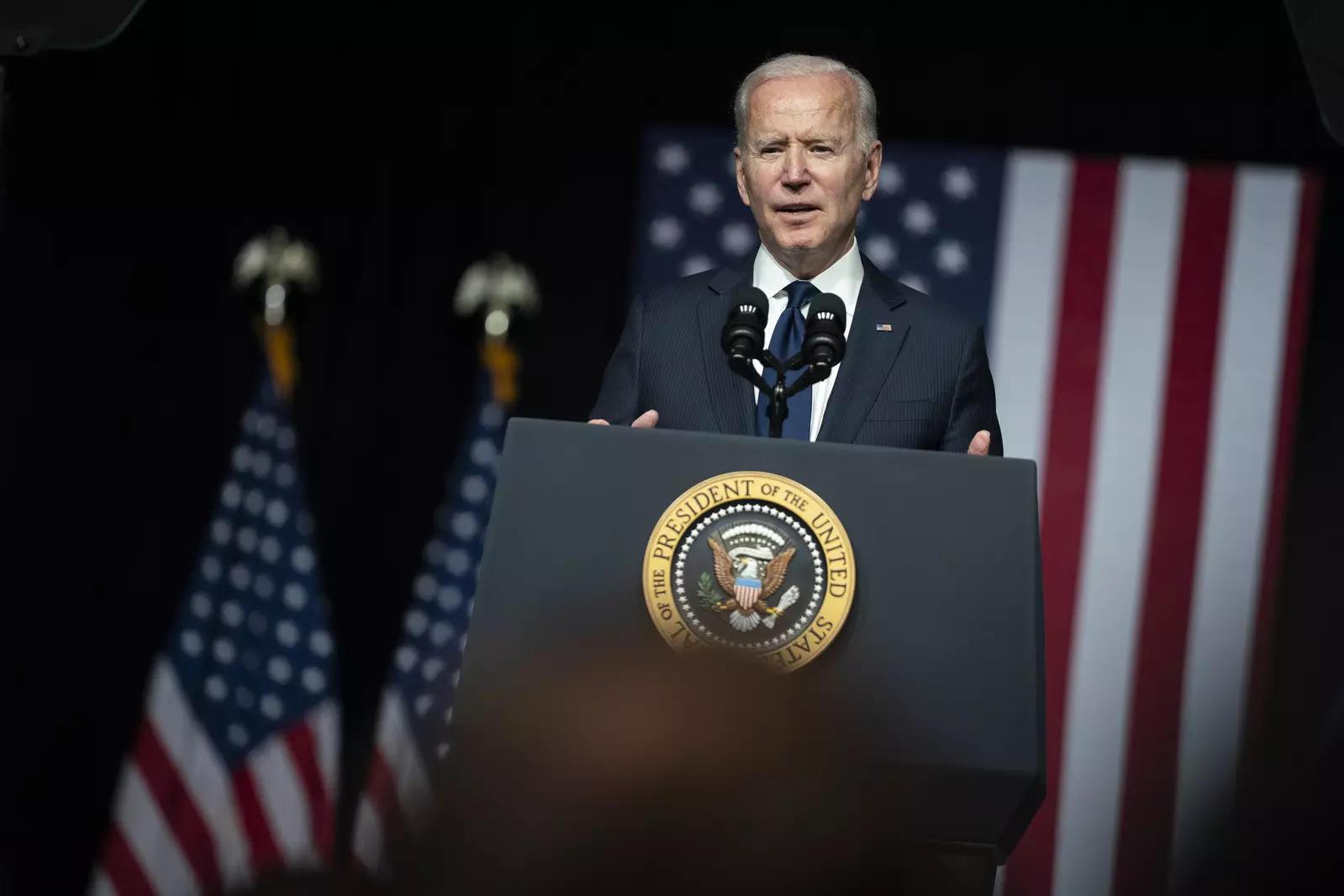 Go green or go bipartisan? Joe Biden's big infrastructure choice