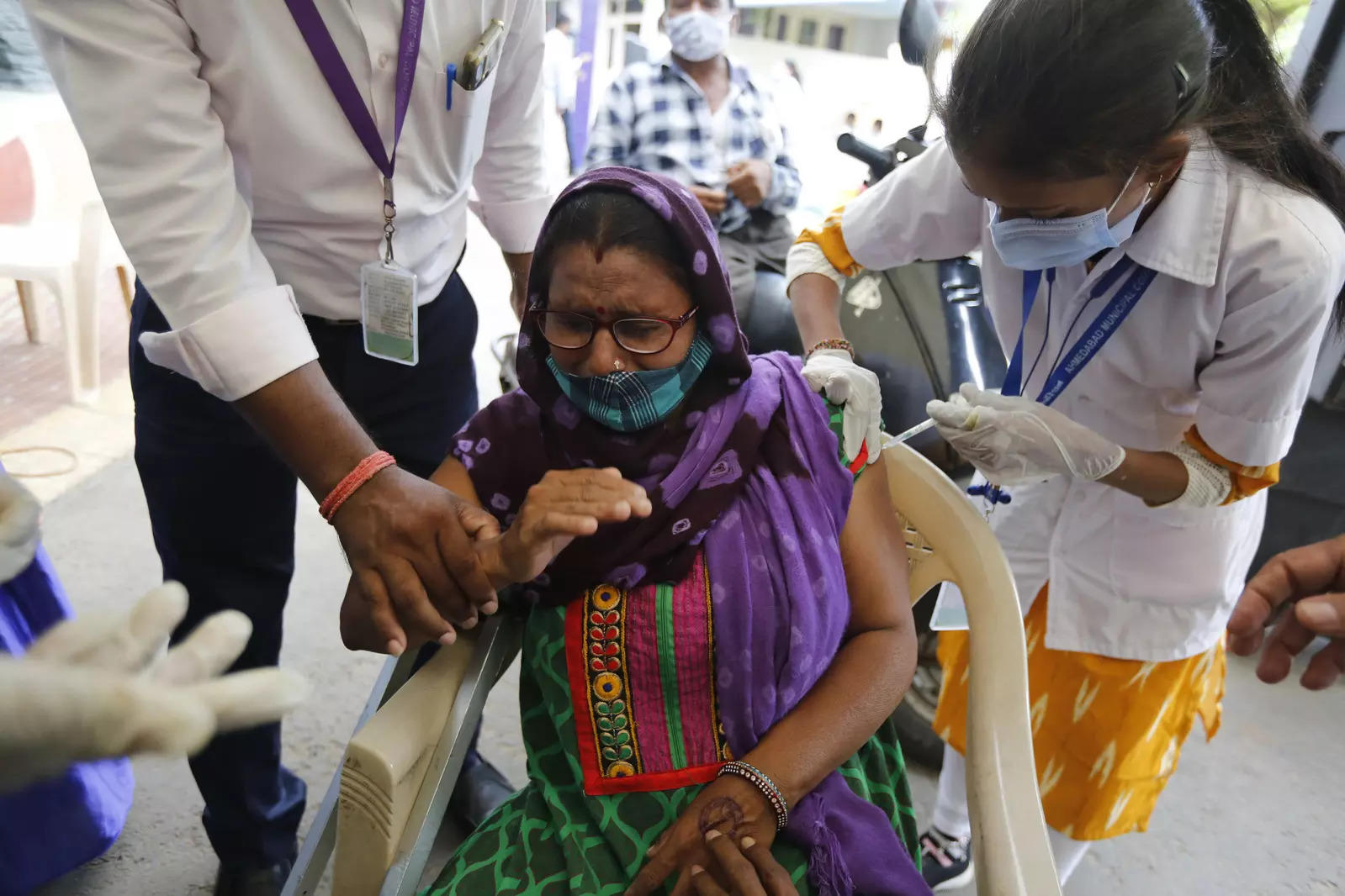 Jharkhand's villages move towards a 100 pc vaccination target