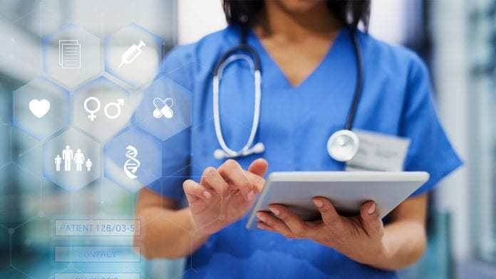 Digital healthcare- In defense to fight the pandemic