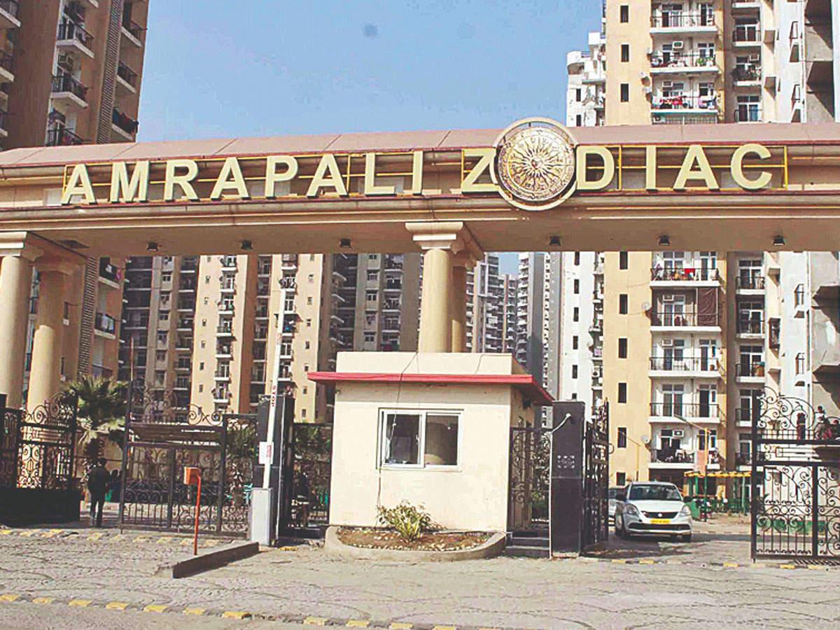 Noida: NBCC offers 49 Amrapali flats, 20 sold – ET RealEstate