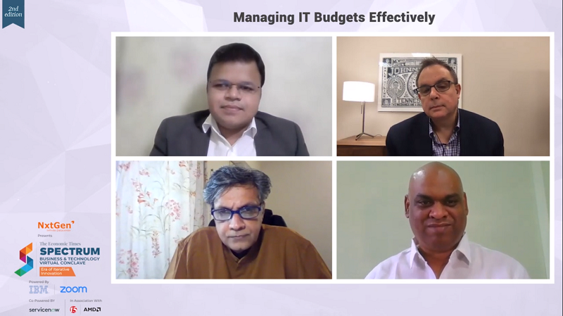 Here's how you can manage your IT spends and save more
