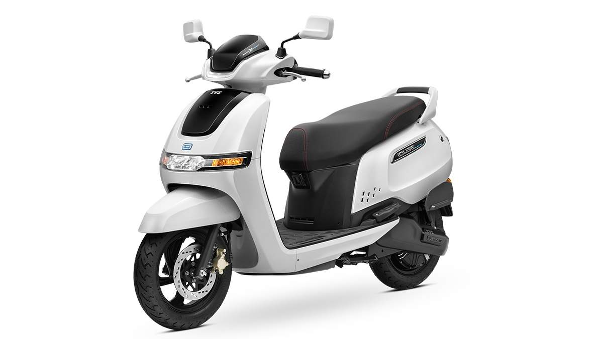 TVS Motor cuts price of iQube Electric scooter by Rs 11,250