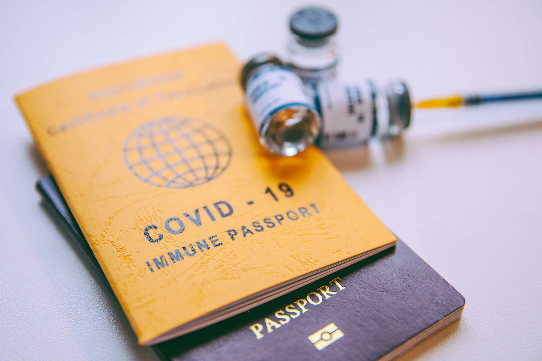 Beware of a Vaccine Passport
