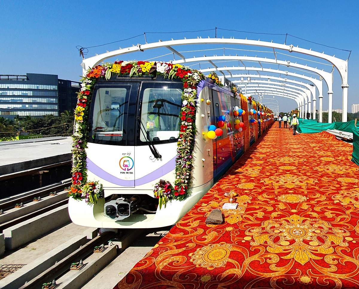 PMRDA to soon receive detailed project report on Pune metro extensions – ET RealEstate