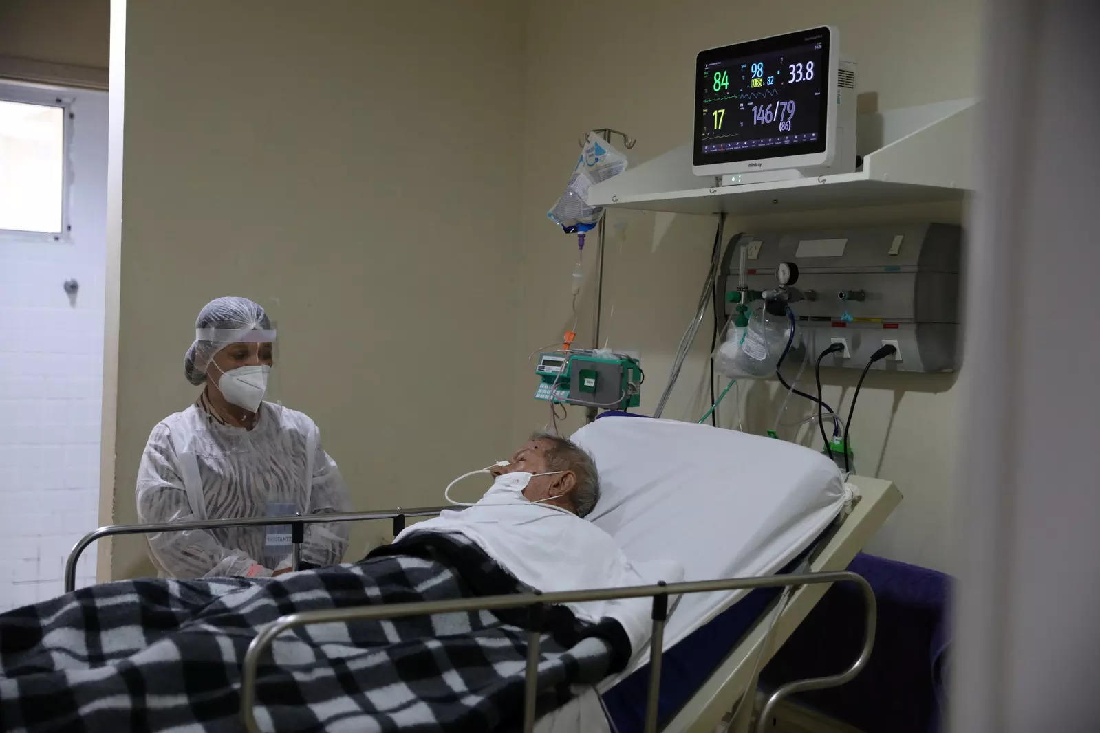 Brazil's Covid death toll tops 500K