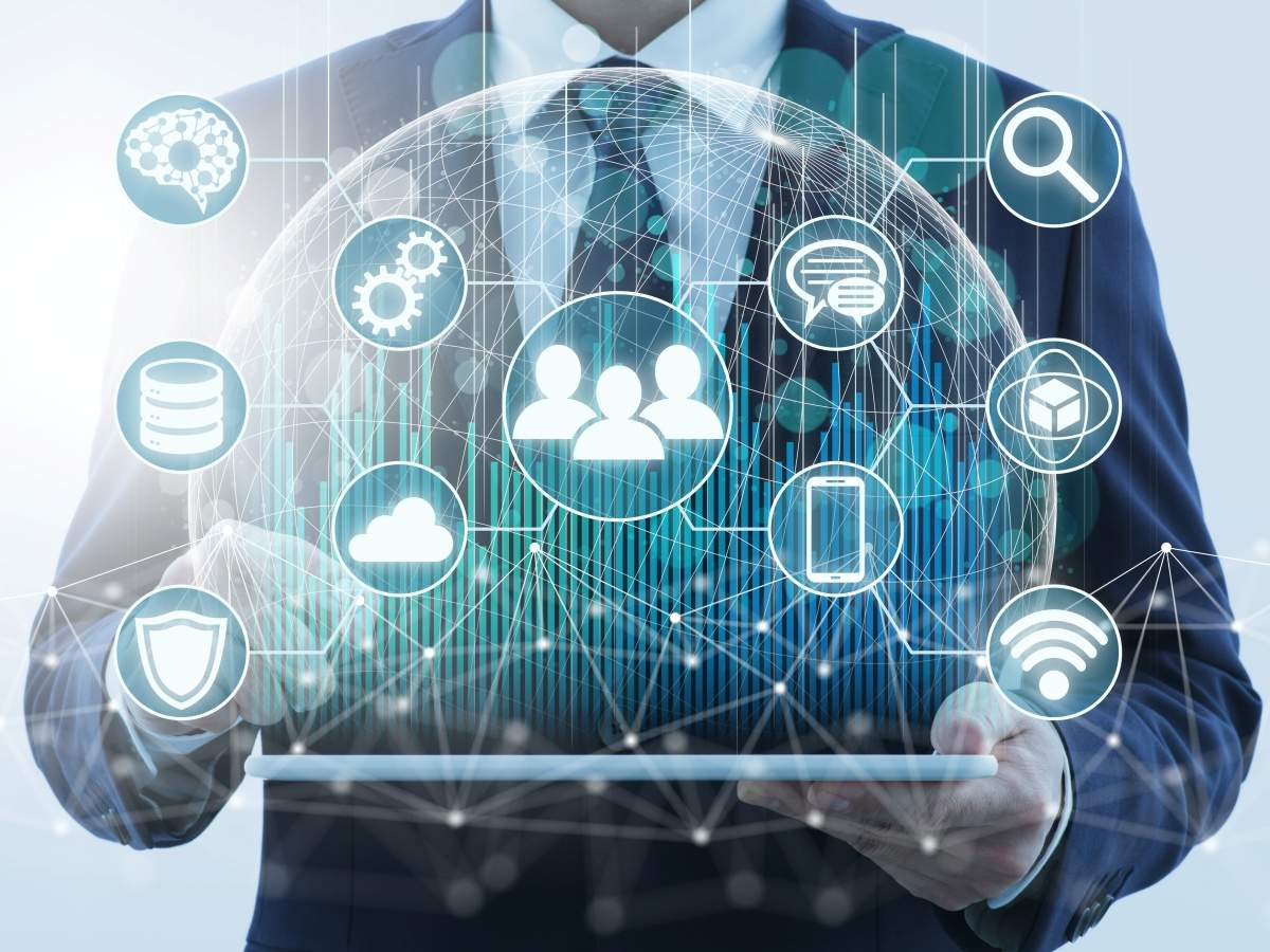 The positive levers of a digital transformation journey