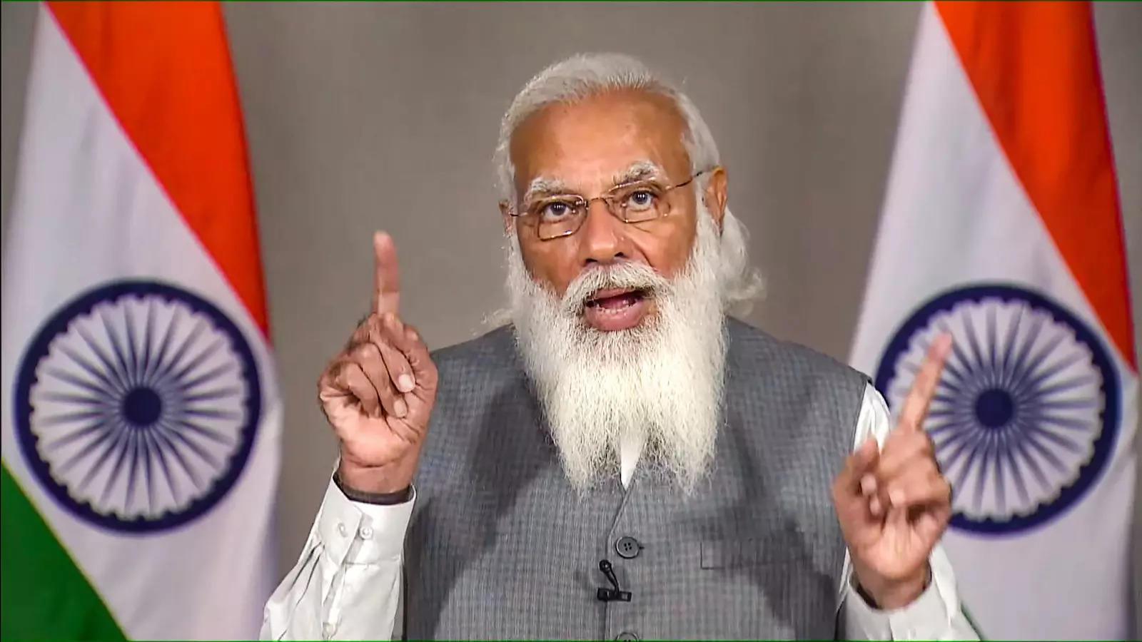 PM Modi announces launch of M-Yoga app to expand yoga across globe