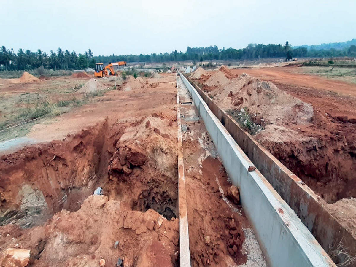 Bengaluru: Nadaprabhu Kempegowda layout could miss deadline – ET RealEstate