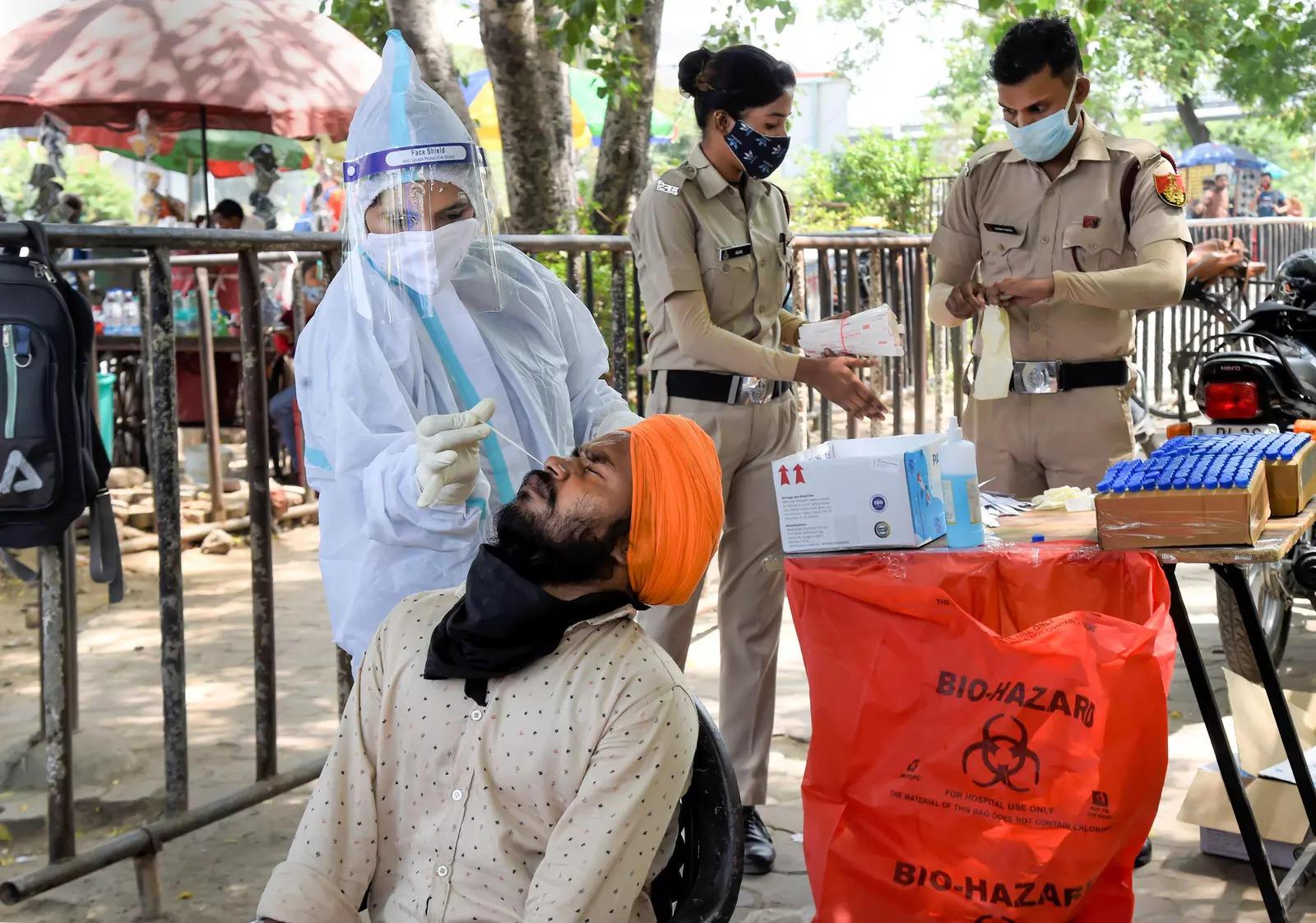 2,505 fresh Covid-19 cases in Delhi take tally to over 97,000; death toll crosses 3,000-mark