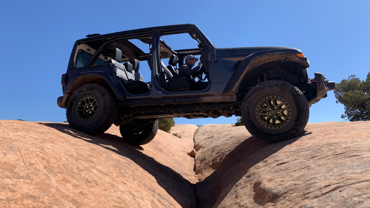 New Jeep Wrangler Xtreme Recon Package teased globally