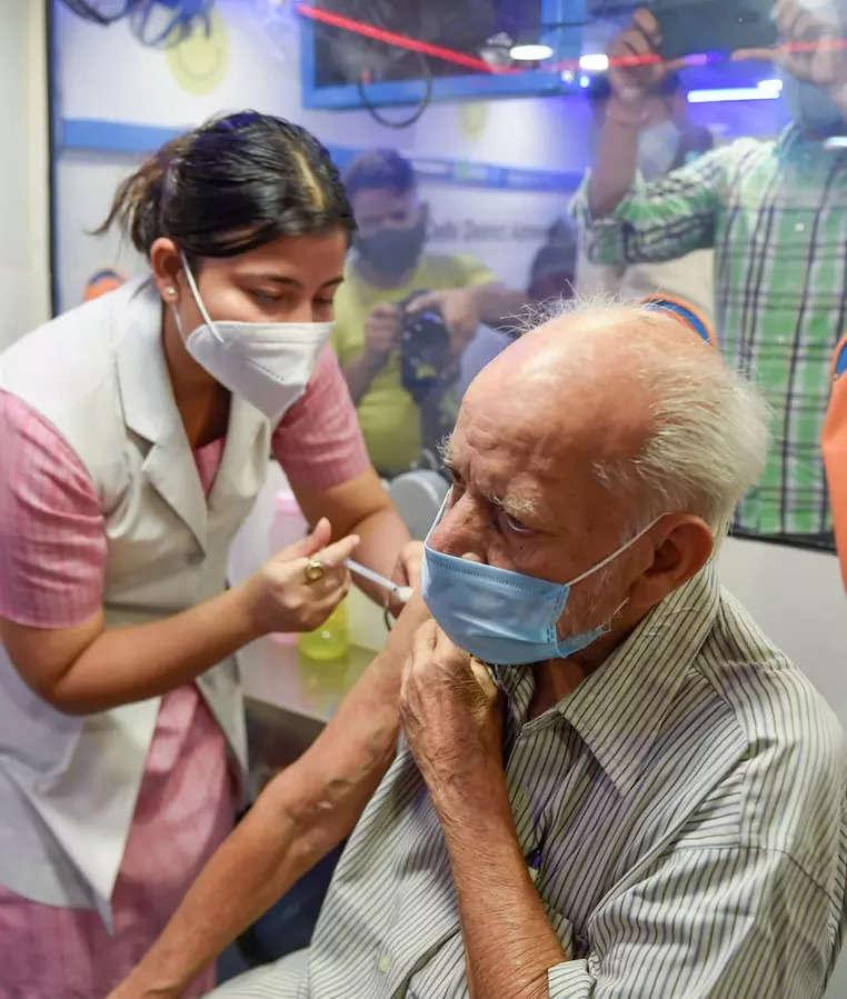 India's Covid vaccination coverage crosses 31 crores