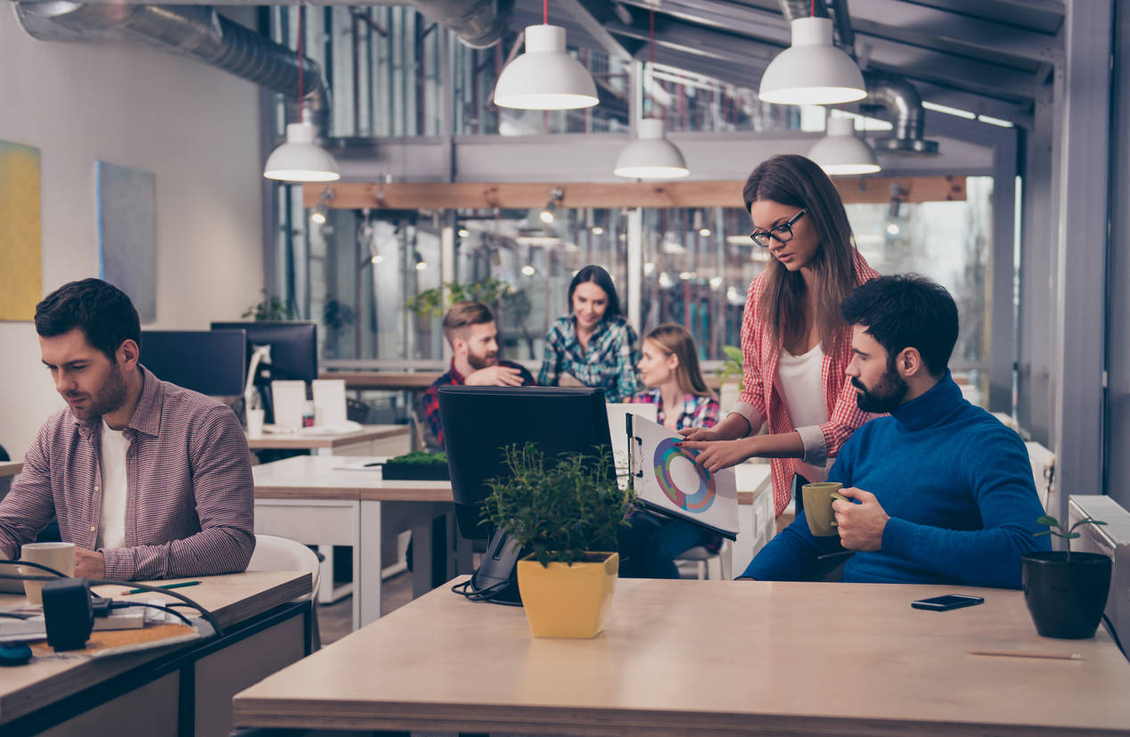 How covid-hit co-working spaces in Noida are wooing clients back