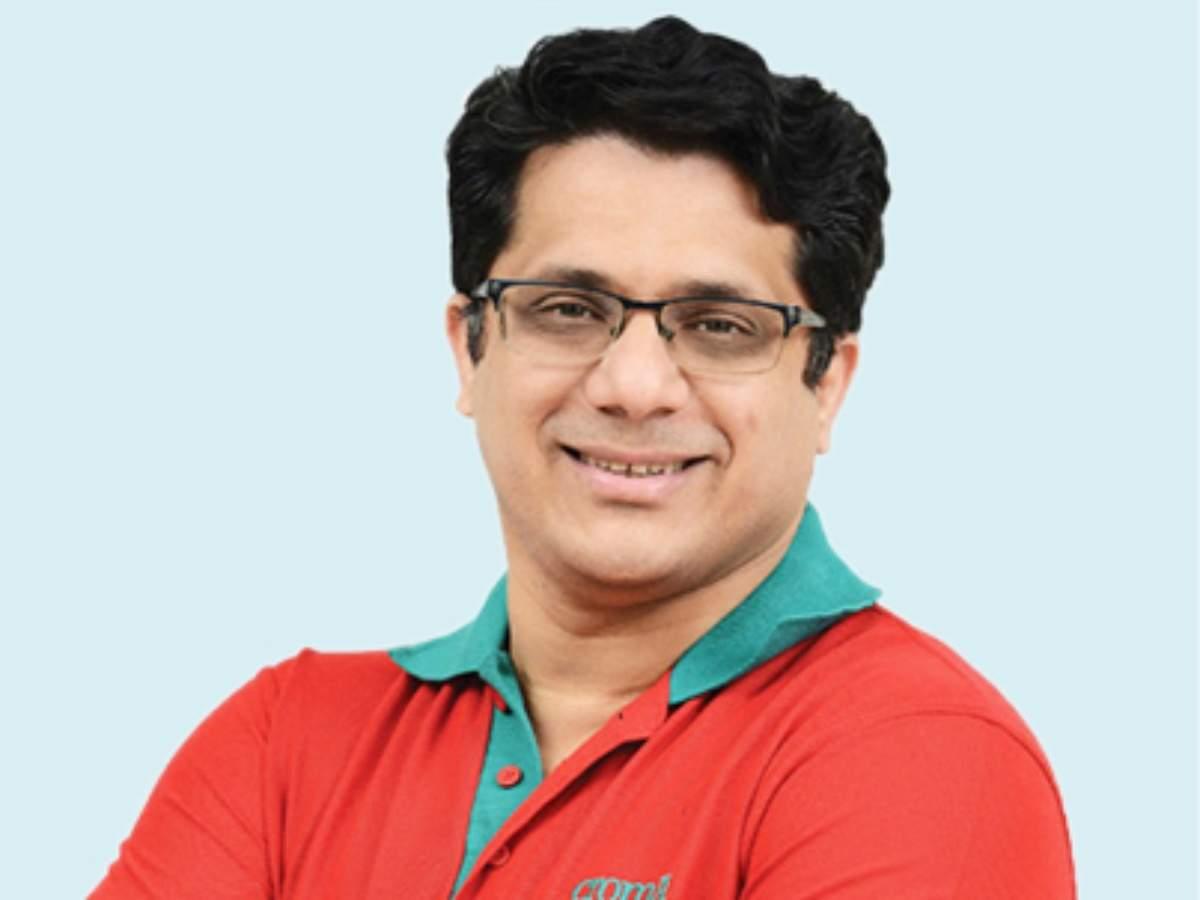 He is an alumni of IIM Bangalore