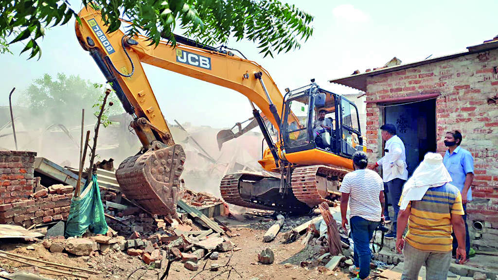 Khori villagers in Faridabad move SC for rehabilitation for all – ET RealEstate