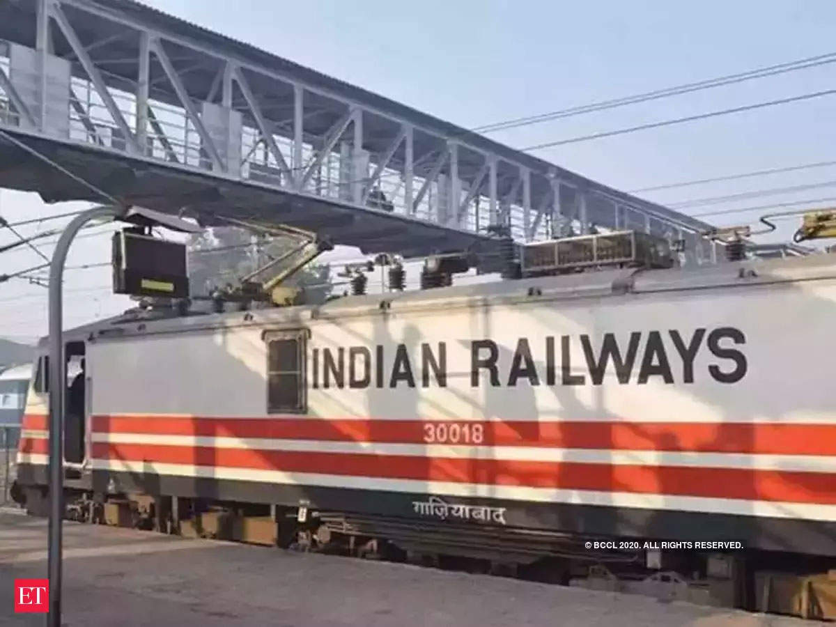 Railways set to roll out over 800 AC 3-tier economy class coaches, Travel  News, ET TravelWorld