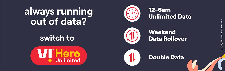 Vodafone Idea launches new campaign for prepaid tariffs