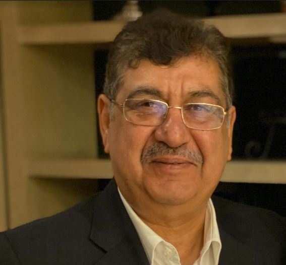 در عکس: آرون مهرا ، دکتر و مدیر عامل شرکت APAC Biotech