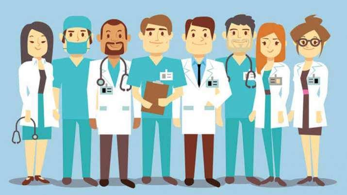 Govt برای استخدام پیراپزشکی برای درمان Covid-19 اقدام می کند