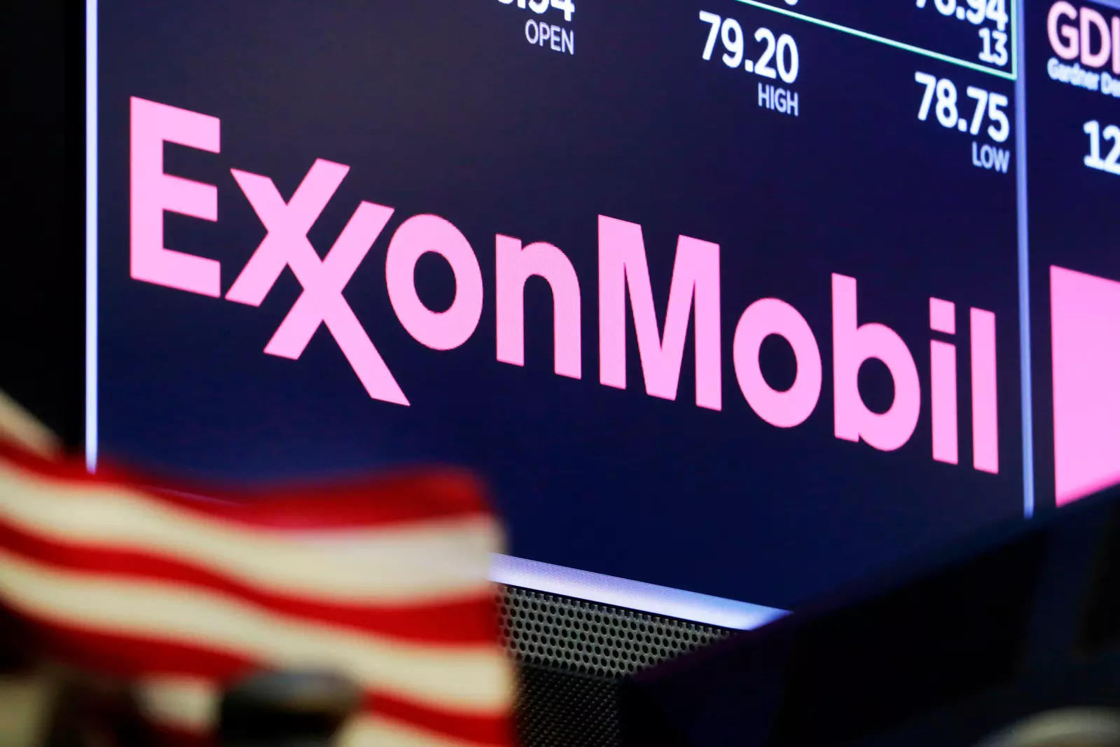 Exxon has been operating the 2,700-acre (11-sq km) complex with managers and replacement workers. The facility makes gasoline and Mobil 1 motor oil.