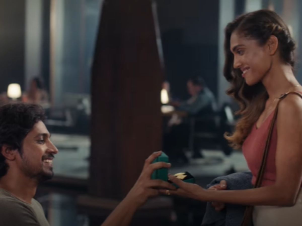 The gold campaign to attract millennials and gen-z