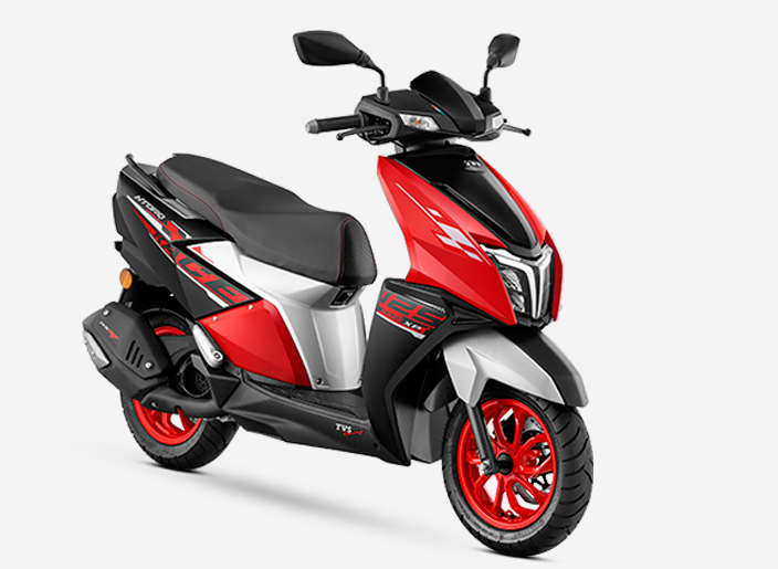 TVS launches BSVI version of NTORQ 125 scooter in Nepal
