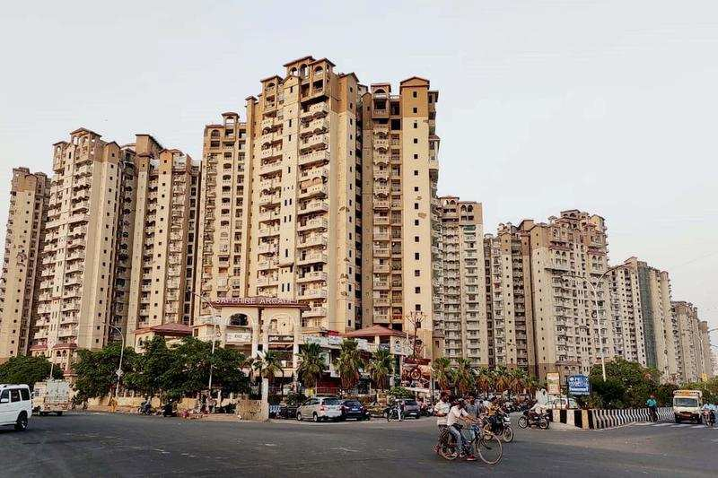 Fund crunch could delay Amrapali projects' construction by NBCC: Receiver to SC – ET RealEstate