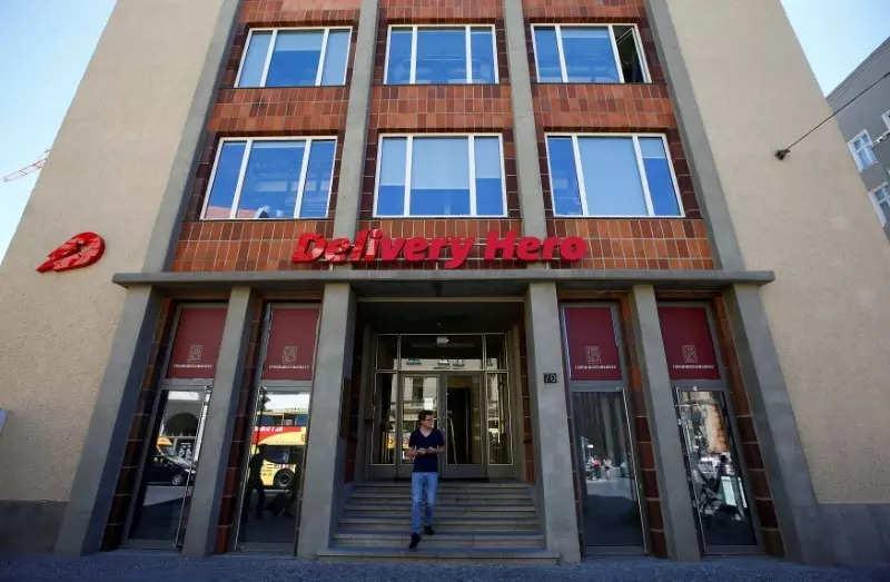 Delivery Hero expandiert in Deutschland nach der Rückkehr Berlins