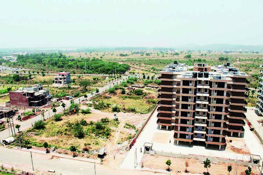 Punjab & Haryana governments, PGI yet to pay advance to CHB for high-end flats – ET RealEstate