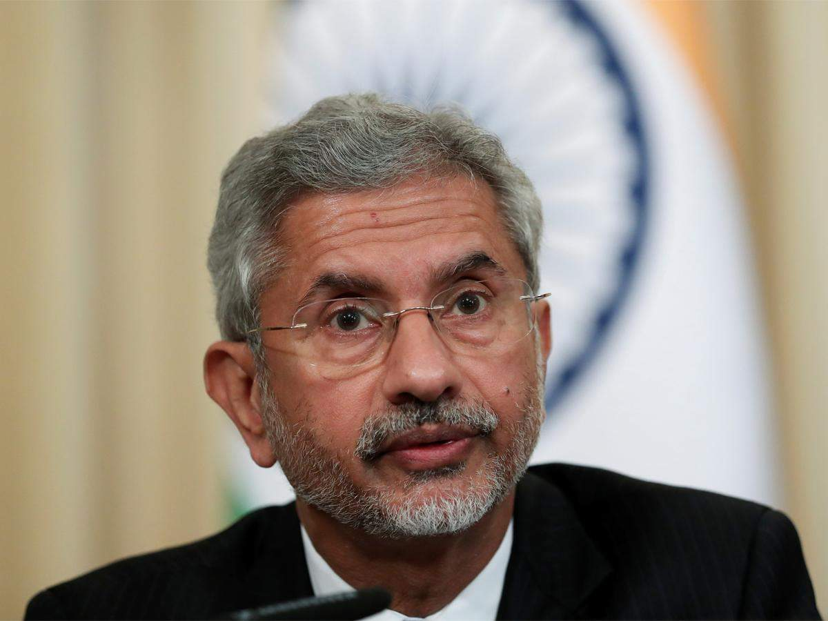 Govt committed to make sure travel restrictions for Indians are removed as fast as possible: S Jaishankar