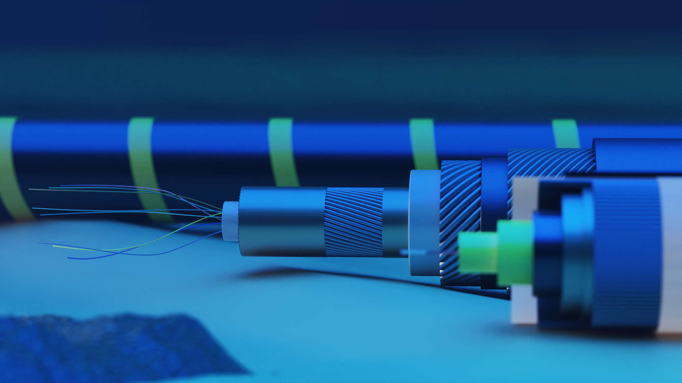 Tech giants appeal to use the undersea cable