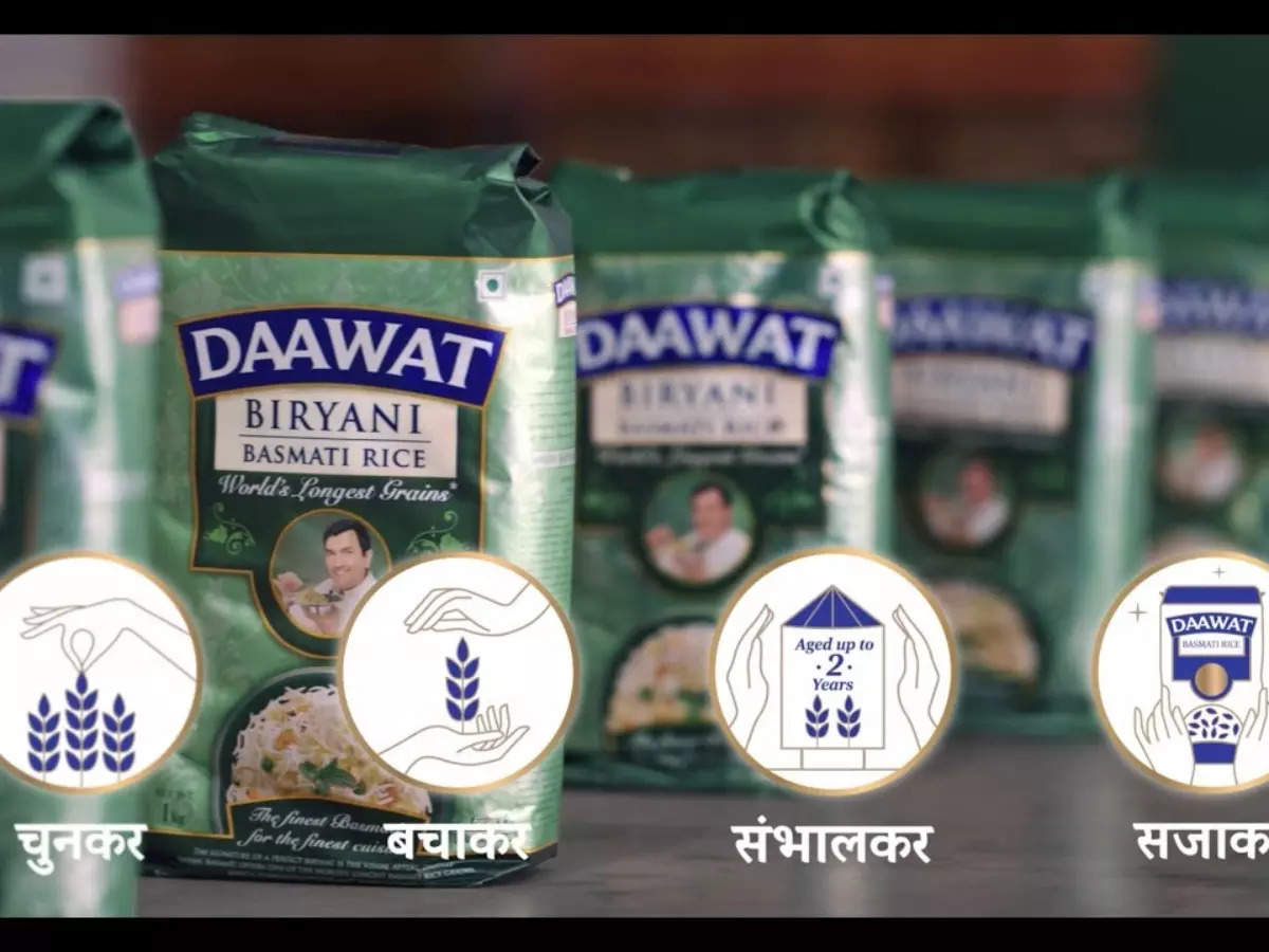 Paresh Rawal turns food inspector in Daawat's new campaign