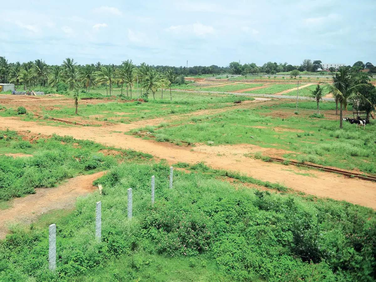 YEIDA to launch housing plot scheme near Jewar airport site soon – ET RealEstate