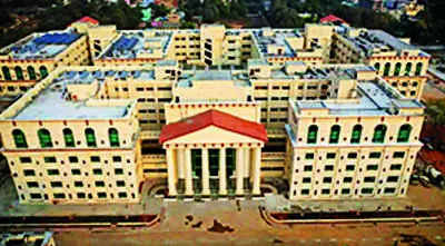Sundargarh medical college to function from 2022-2023: Health minister Naba Kisore Das