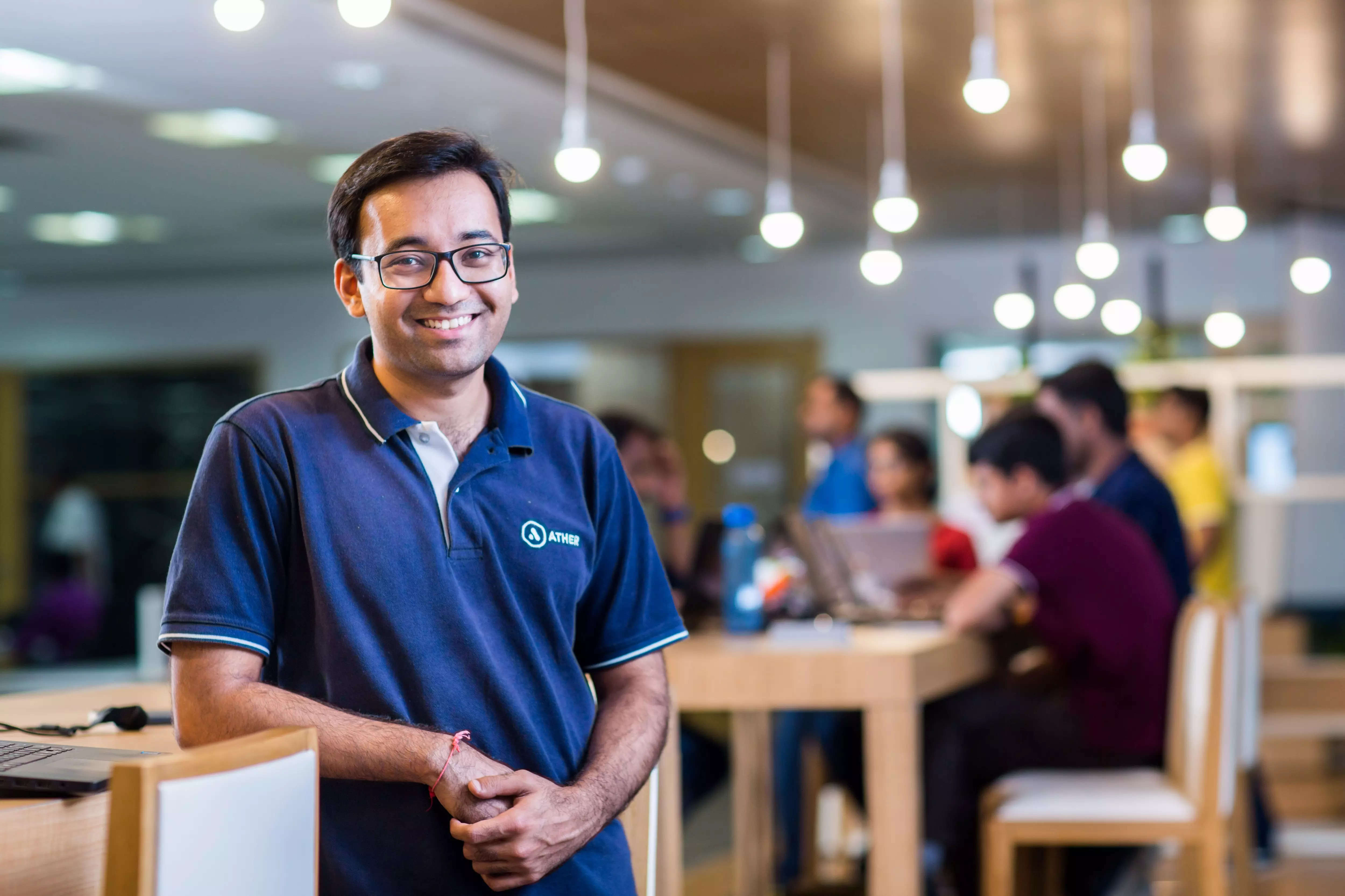Tarun Mehta, Co-Founder and CEO, Ather Energy