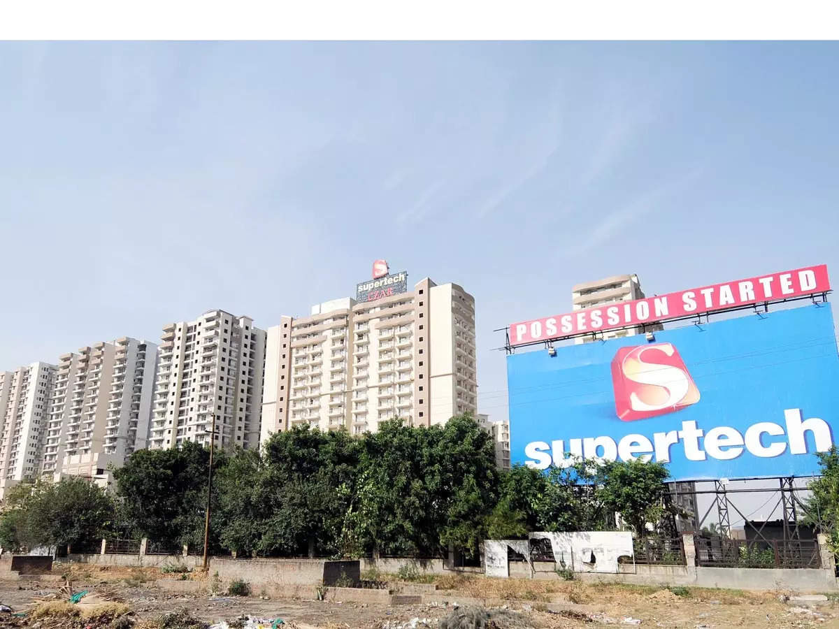 Supertech home buyers jittery after SC orders demolition of twin towers – ET RealEstate