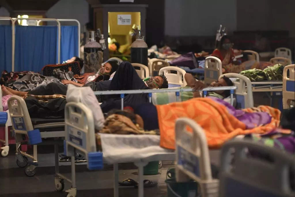 Most Covid patients in ICUs not vaccinated: Pune hospitals