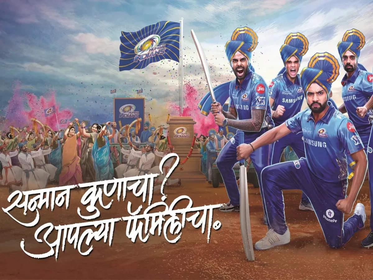 Mumbai Indians celebrate Ganpati Utsav with Rohit Sharma and team