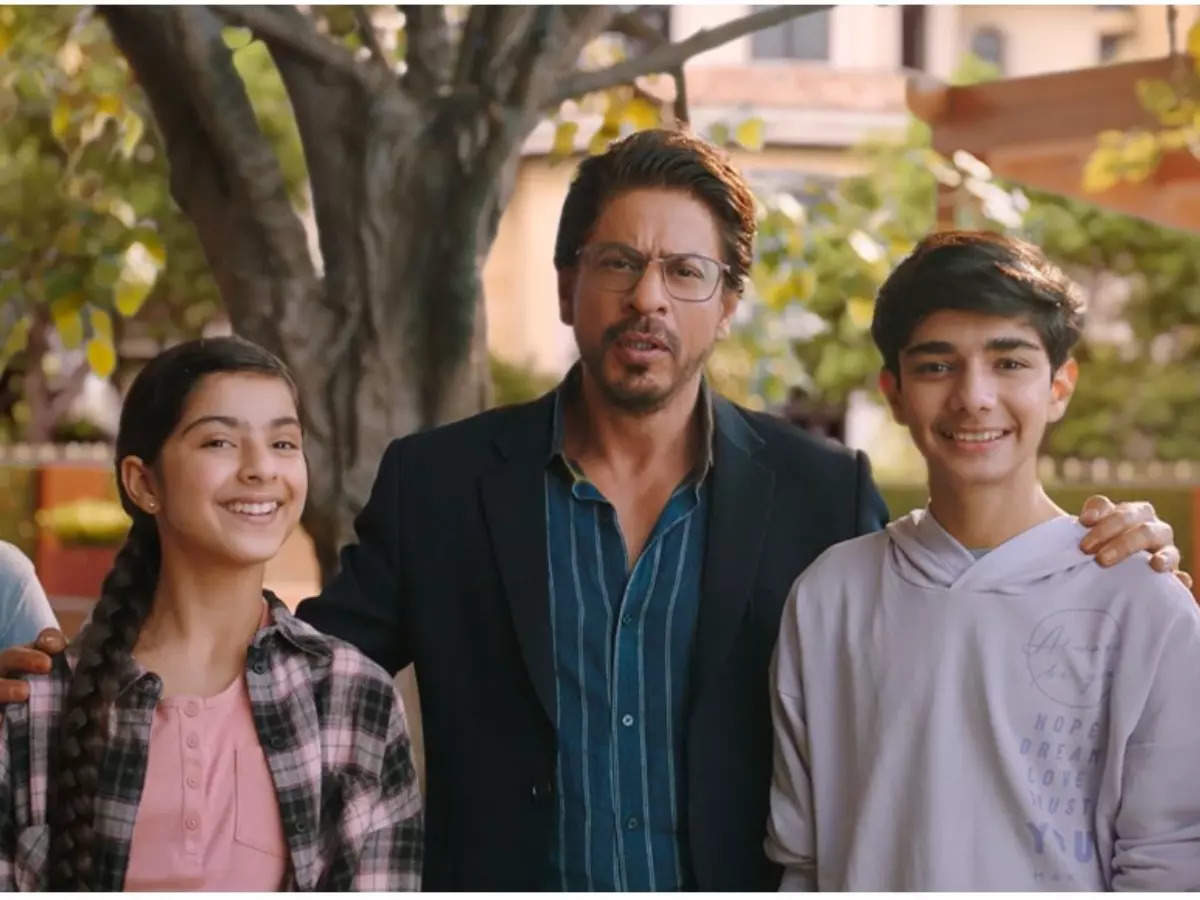 Shah Rukh Khan introduces two teacher advantage in Byju's new ad, Marketing & Advertising News, ET BrandEquity